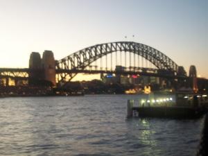 Il ponte di ferro....